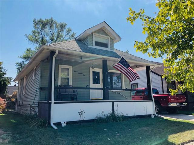 1171 Cleveland Avenue, Lincoln Park, MI 48146 (MLS #218085582) :: The Toth Team