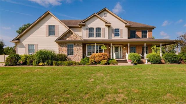 8583 Soave Lane, Northfield Twp, MI 48178 (MLS #218085595) :: The Toth Team