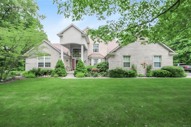 6570 Woodvine Drive, Dexter, MI 48118 (#543259980) :: Duneske Real Estate Advisors