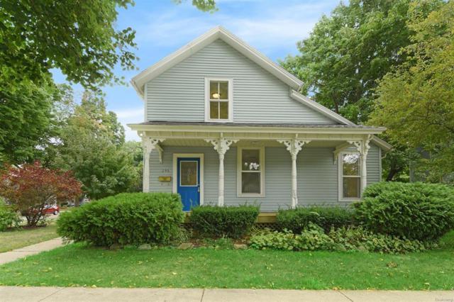 246 Adams Street, Chelsea, MI 48118 (#543259946) :: Duneske Real Estate Advisors