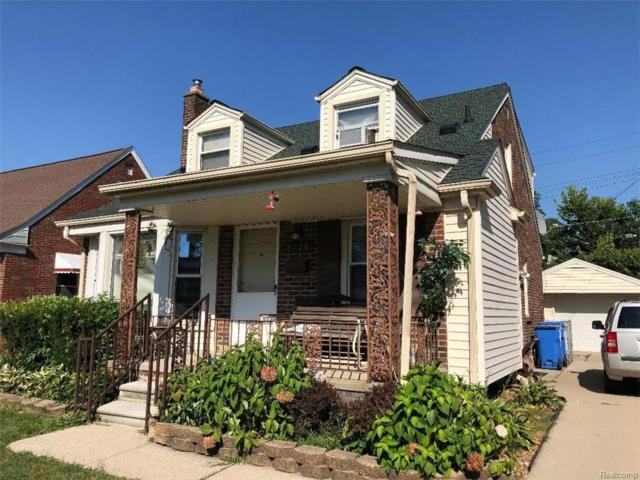 8128 Grayfield Street, Dearborn Heights, MI 48127 (#218085840) :: RE/MAX Classic