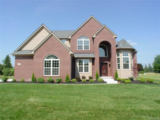 8193 N Pointe Court, Canton Twp, MI 48187 (MLS #218085849) :: The Toth Team