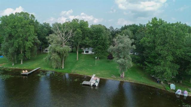 12266 Beech Drive, NORVELL TWP, MI 49230 (#543259997) :: RE/MAX Classic