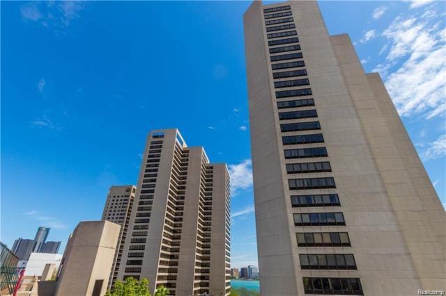 300 W Riverfront Drive 2H, Detroit, MI 48226 (#218085966) :: Duneske Real Estate Advisors