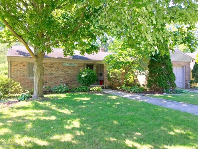 1045 Southlawn Avenue, East Lansing, MI 48823 (MLS #630000230141) :: The Toth Team