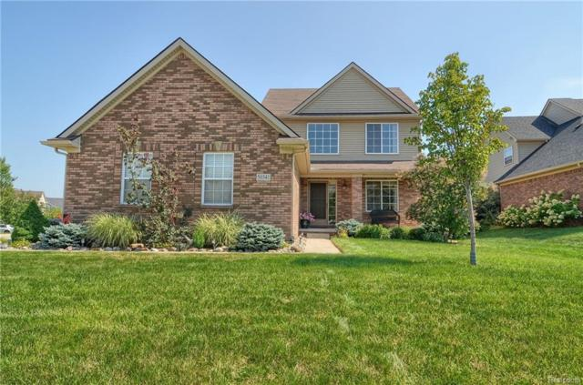 50341 Mulberry Court, Northville Twp, MI 48168 (#218085986) :: RE/MAX Classic