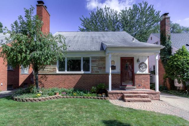 524 N Mildred Street, Dearborn, MI 48128 (MLS #218085987) :: The Toth Team