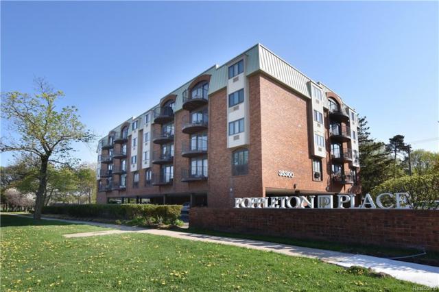 35300 Woodward Avenue #506, Birmingham, MI 48009 (#218086045) :: Duneske Real Estate Advisors