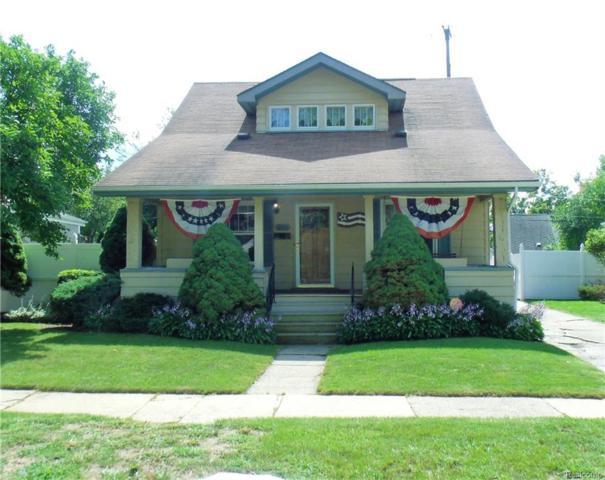 2411 Norbert Street, Flint, MI 48504 (MLS #218086145) :: The Toth Team