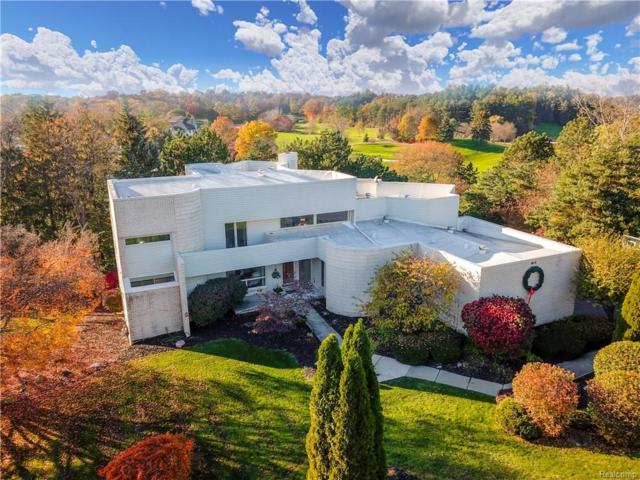 1812 Moors Court, Bloomfield Twp, MI 48302 (#218086371) :: Duneske Real Estate Advisors