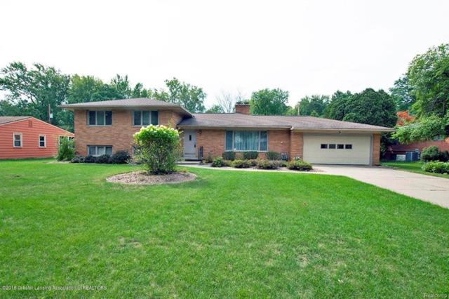 1874 Ridgewood Drive, East Lansing, MI 48823 (MLS #630000230126) :: The Toth Team