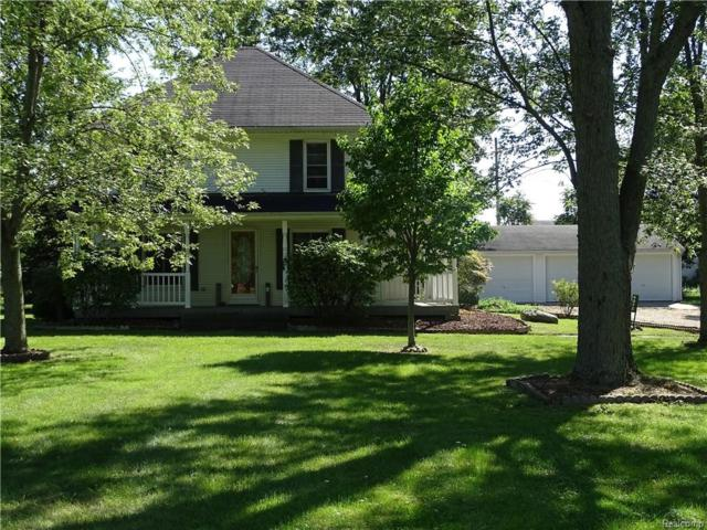 4075 W Wilson Road, Vienna Twp, MI 48420 (#218086439) :: Duneske Real Estate Advisors