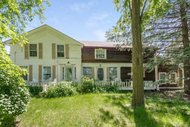 11100 Buckhorn Lake Road, Rose Twp, MI 48442 (#218086471) :: RE/MAX Classic