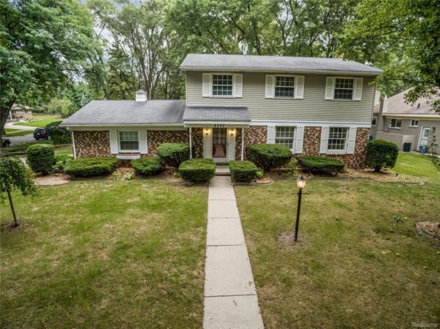 4860 Whitesell Drive, Troy, MI 48085 (#218086542) :: Duneske Real Estate Advisors
