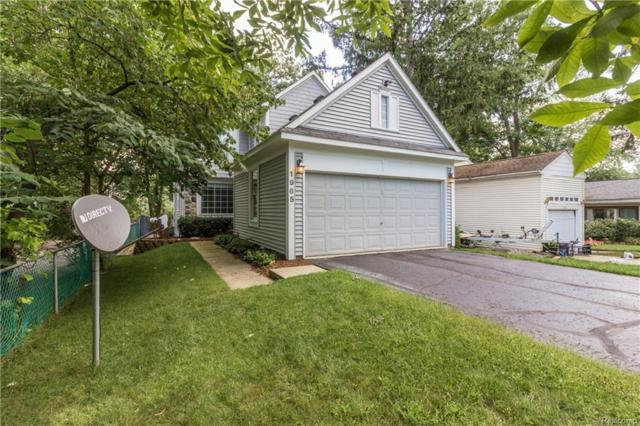 1965 Auburndale, West Bloomfield Twp, MI 48324 (#218086616) :: RE/MAX Classic