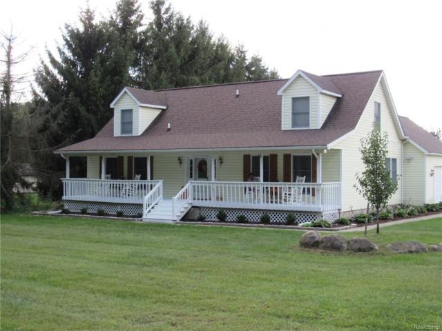 2862 County Farm Road, Marion Twp, MI 48843 (MLS #218086649) :: The Toth Team