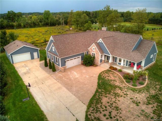 936 Pingree Rd, Marion Twp, MI 48843 (#218086656) :: Duneske Real Estate Advisors