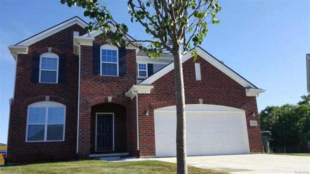 7536 Gannon Ct, Shelby Twp, MI 48317 (MLS #58031359043) :: The Toth Team