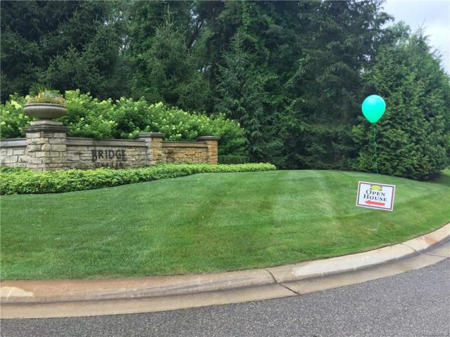 LOT#127 Pine Meadow Court, Independence Twp, MI 48348 (#218086715) :: RE/MAX Classic