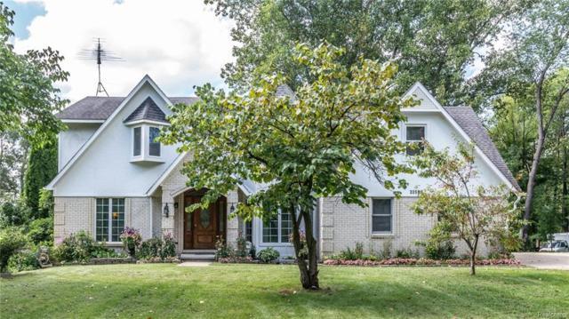 21589 N Dixboro Road, Green Oak Twp, MI 48178 (#218086716) :: Duneske Real Estate Advisors