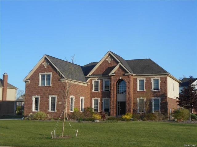 3777 S Century Oak Circle, Oakland Twp, MI 48363 (#218086733) :: Duneske Real Estate Advisors