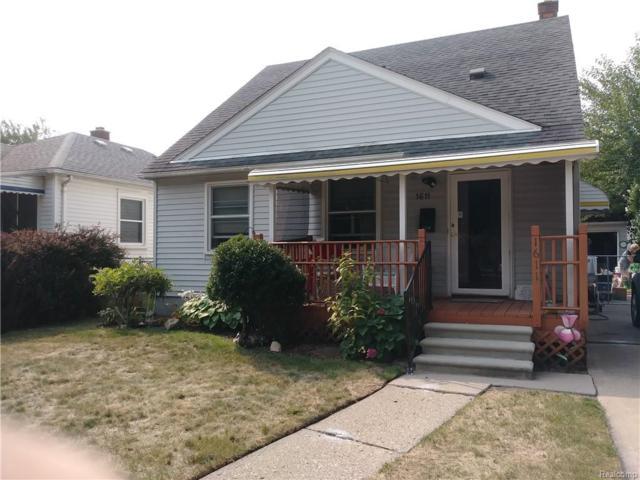 1611 Merrill Avenue, Lincoln Park, MI 48146 (#218086806) :: Duneske Real Estate Advisors