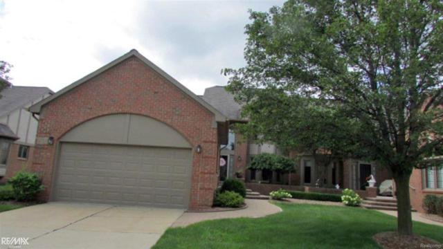 2780 Marissa Way., Shelby Twp, MI 48316 (#58031359091) :: Duneske Real Estate Advisors