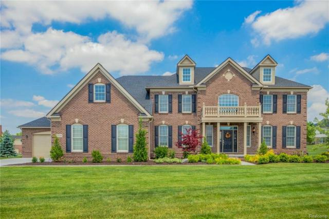 50700 Briar Ridge Lane, Northville, MI 48168 (MLS #218086964) :: The Toth Team