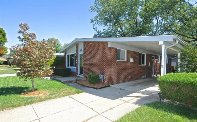 3516 Greenway Avenue, Royal Oak, MI 48073 (#543259859) :: Duneske Real Estate Advisors
