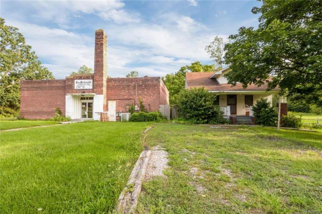 38431 Tyler Road, Romulus, MI 48174 (#218087108) :: Duneske Real Estate Advisors