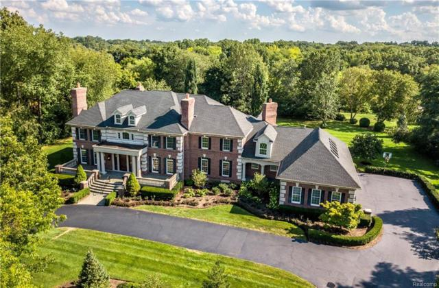 899 Lone Pine Road, Bloomfield Twp, MI 48302 (#218087360) :: RE/MAX Vision