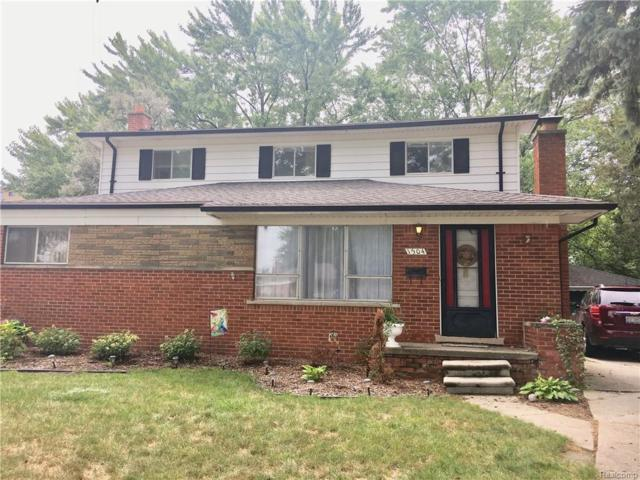 1504 Connie Avenue, Madison Heights, MI 48071 (MLS #218087363) :: The Toth Team