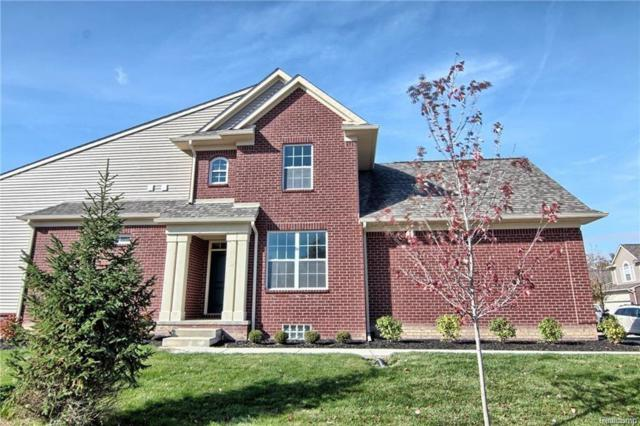 6592 Berry Creek Lane #44, West Bloomfield Twp, MI 48322 (#218087419) :: RE/MAX Classic