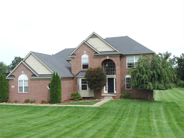 6660 N Meadows Pass, Webster Twp, MI 48130 (#543260132) :: RE/MAX Classic