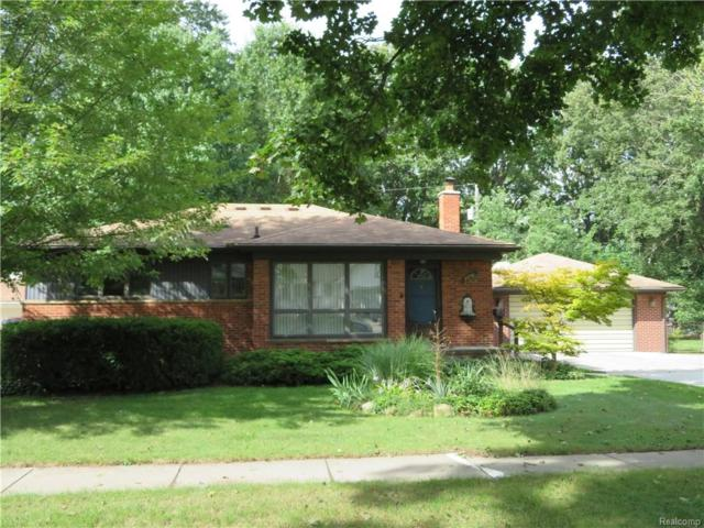 31450 Rosslyn, Garden City, MI 48135 (#218087556) :: Duneske Real Estate Advisors
