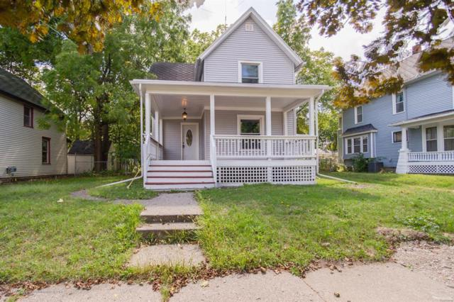 205 Moores River Drive, Lansing, MI 48910 (MLS #630000230301) :: The Toth Team