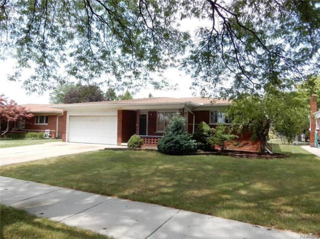 14629 Ivanhoe Drive, Warren, MI 48088 (MLS #218087677) :: The Toth Team