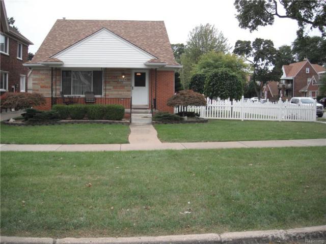 10545 S Morrow Circle, Dearborn, MI 48126 (MLS #218087686) :: The Toth Team