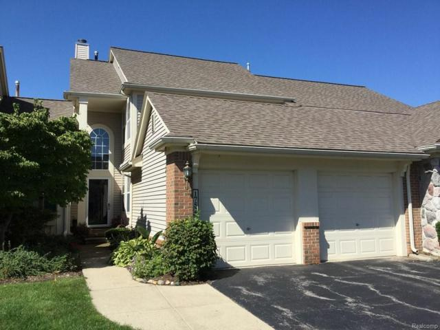 1752 Thistle Drive, Canton Twp, MI 48188 (MLS #218087740) :: The Toth Team
