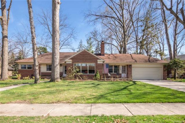730 Golfcrest Drive, Dearborn, MI 48124 (#218087770) :: Duneske Real Estate Advisors