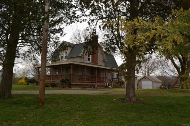 13128 Wamplers Lake Road, Norvell, MI 49230 (#543260075) :: RE/MAX Classic