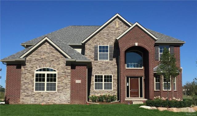 432 Golfside Drive, Oxford Twp, MI 48371 (#218087954) :: Duneske Real Estate Advisors