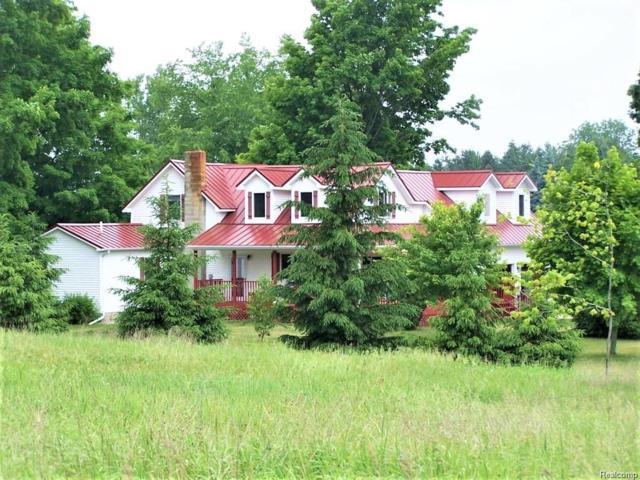 5325 Treasurer Road, Dayton Twp, MI 48744 (#218087995) :: Duneske Real Estate Advisors