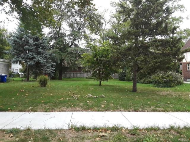 534 Fiske, Detroit, MI 48214 (#218088000) :: The Buckley Jolley Real Estate Team
