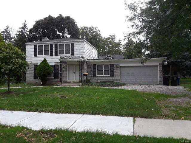 550 Fiske, Detroit, MI 48214 (#218088005) :: The Buckley Jolley Real Estate Team