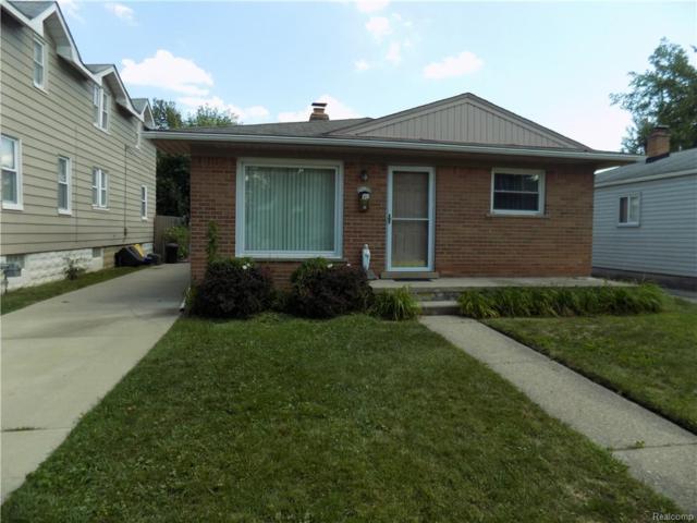 3832 Edgar Avenue, Royal Oak, MI 48073 (#218088073) :: RE/MAX Classic