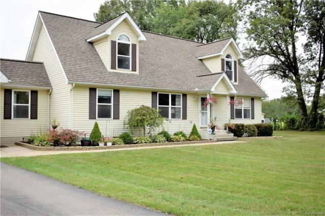 19200 Clark Road, Sumpter Twp, MI 48111 (#218088078) :: RE/MAX Classic