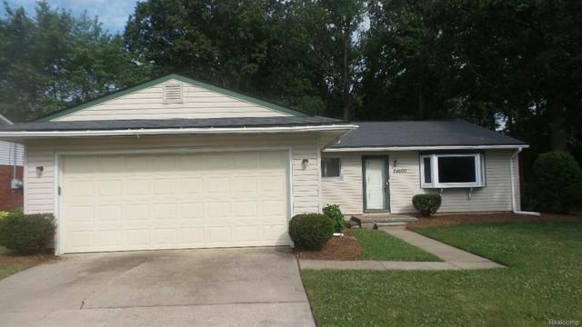 26400 Emma Avenue, Flat Rock, MI 48134 (#218088080) :: Duneske Real Estate Advisors