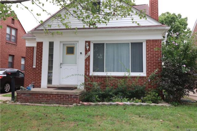 22821 Wilson Avenue, Dearborn, MI 48128 (#218088091) :: Duneske Real Estate Advisors