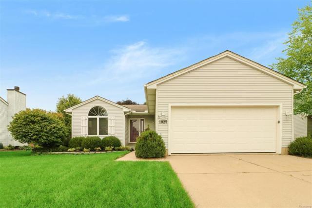 1025 Heritage Drive, Saline, MI 48176 (#543260169) :: Duneske Real Estate Advisors
